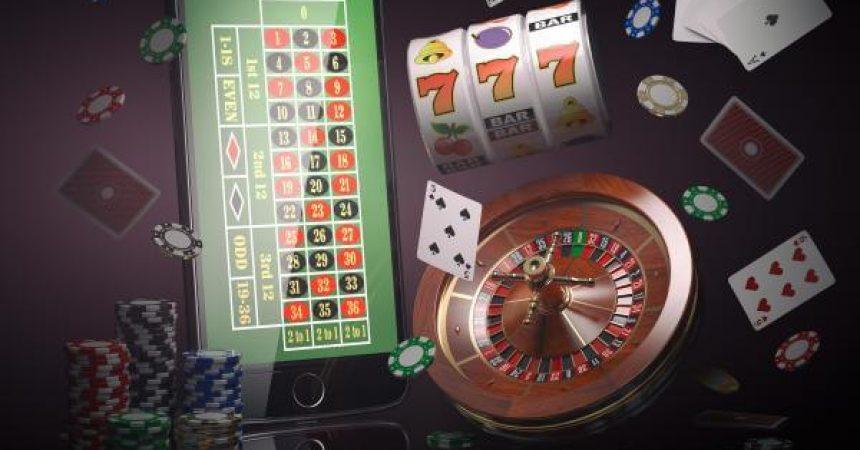 Game kasino seluler di tablet